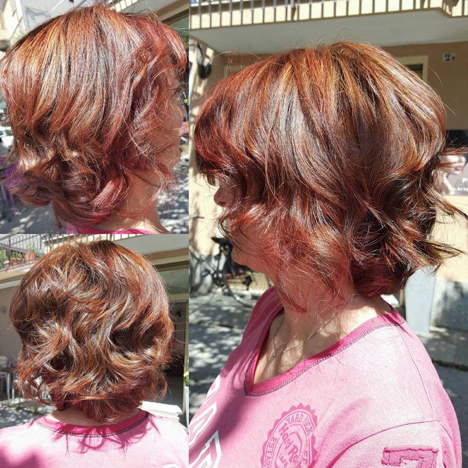Elumen color hair