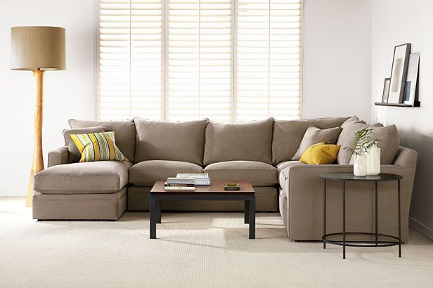 Orson Custom Sectionals - Create Your Own Configuration - Custom - Room u0026 Board · Sectional Living RoomsSectional SofasKitchen ... : create your own sectional sofa - Sectionals, Sofas & Couches