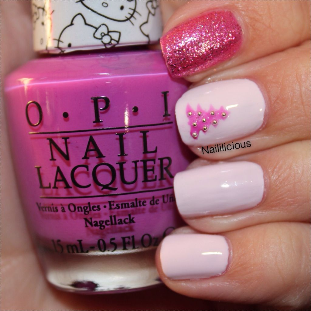 HELLO KITTY BY OPI