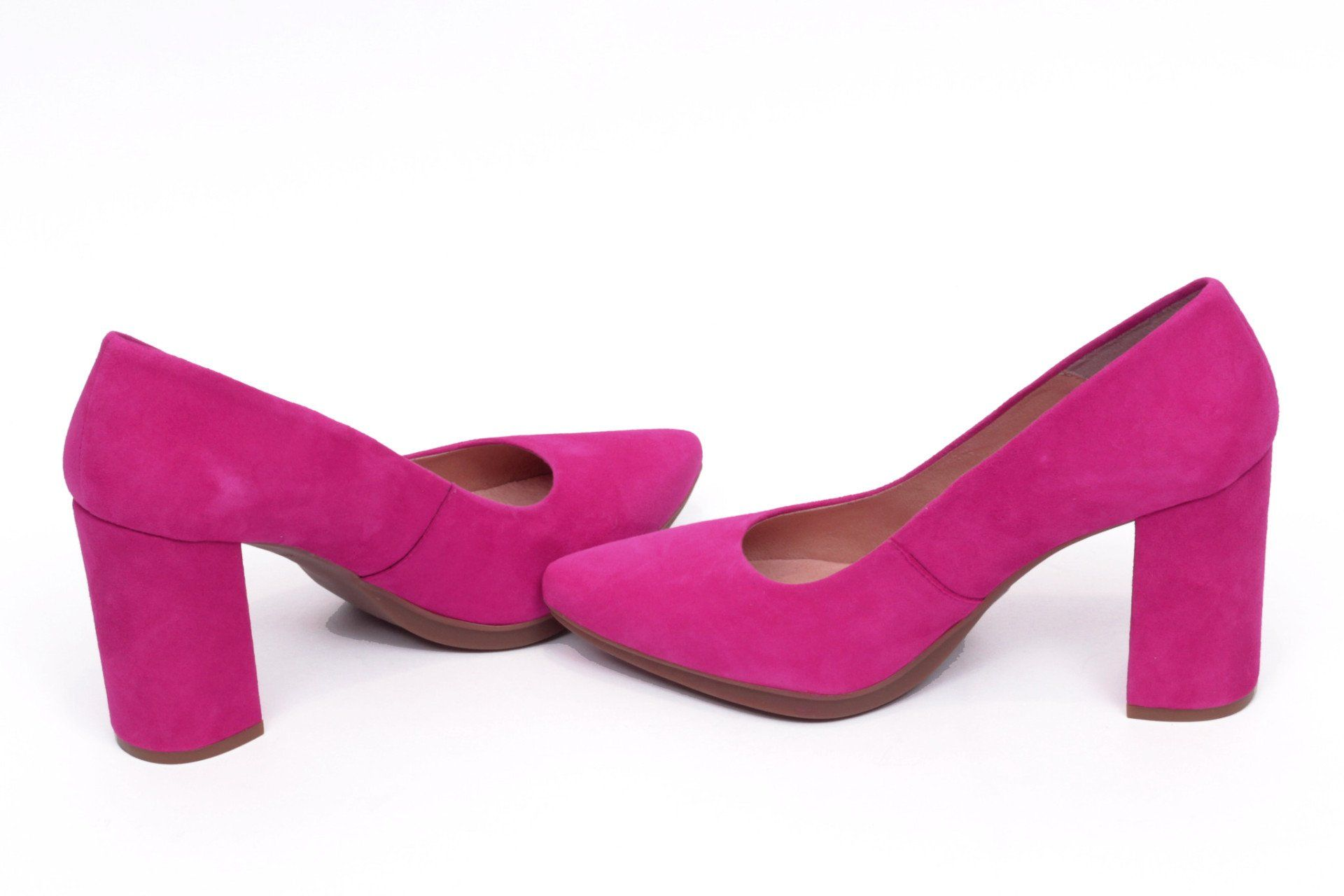 a09874d82 miMaO Urban S Rosa –Zapato mujer de tacon salones vestir cómodo maquillaje  - women high heels shoes comfort pumps fuchsia pink