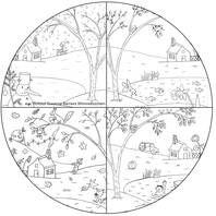 Ausmalbilder Jahreszeiten 03 Ausmalen Jahreszeiten Ausmalbilder