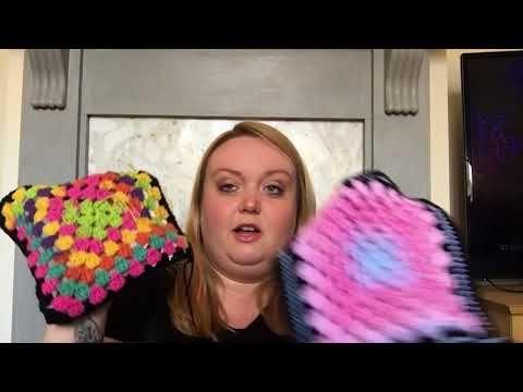 The Blanket is nearly Finished!!! | Crochet Vlog | Pink Pumpkin Crochet