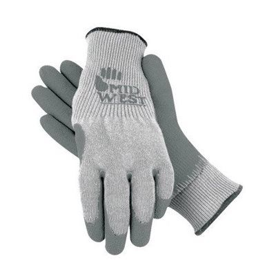 MidWest Quality Gloves, Inc. Men's Large Cotton Work Gloves