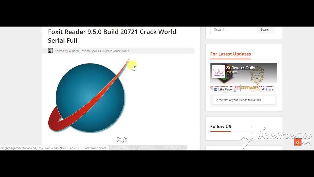 foxit reader 5.0 full crack