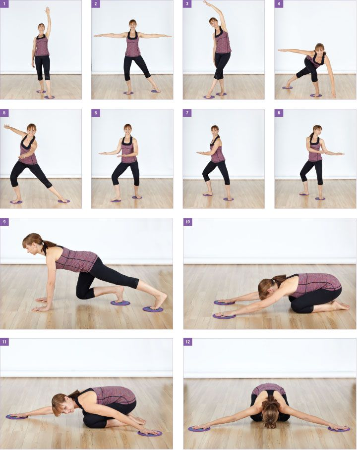 Slide And Glide Pilates Innovation Pilates Pinterest