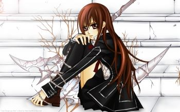 Anime - Vampire Knight Wallpapers and Backgrounds