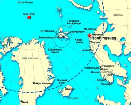 Honningsvag Norway Google Search Places I Ve Been