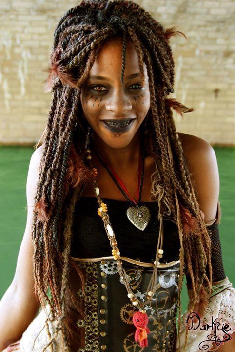 Main Makeup Brushes You Need: X Character: Tia Dalma Series: Pirates Of The Caribbean