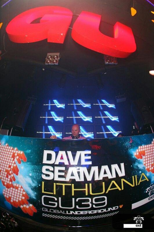 Dave Seaman - GU039: Lithuania Promo.