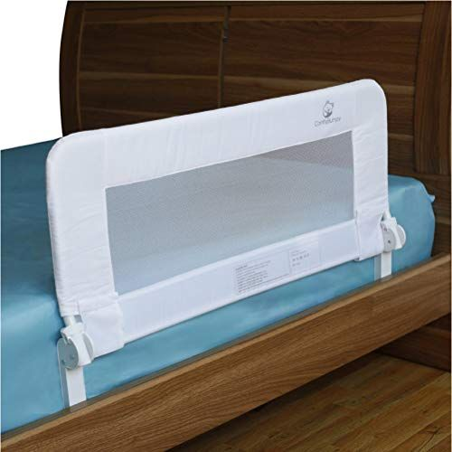 Toddler Bed Rail Guard for Kids Twin, Double, Full Size Queen images