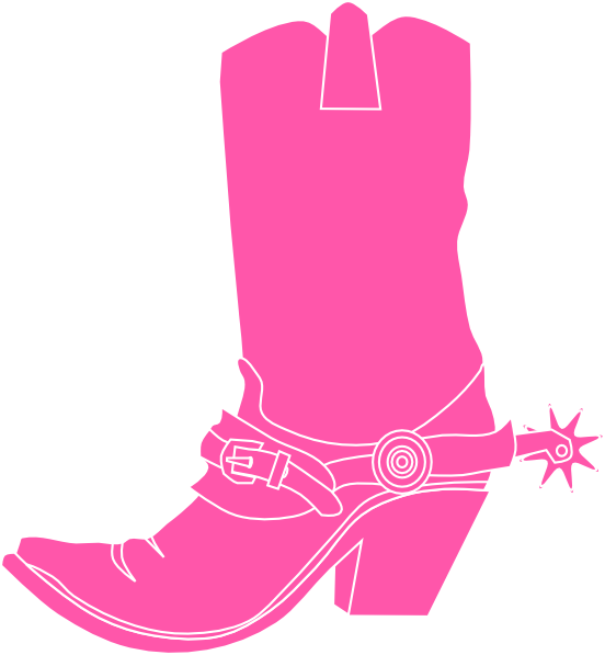cowgirl boots and pink cowgirl hat clip art vector clip art online rh pinterest com clip art of cowboy boots soles clip art red cowboy boots