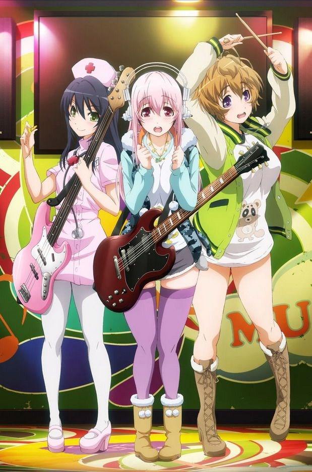 SoniAni Super Sonico the Animation (TV) Anime News