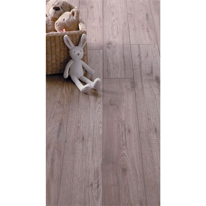 Find Eurohome Burcote Oak Laminate Flooring At Homebase Visit Your Local For The Widest