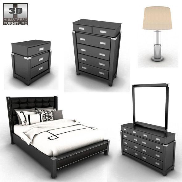 Ashley Diana Platform Bedroom Set #Diana, #Ashley, #Platform ...