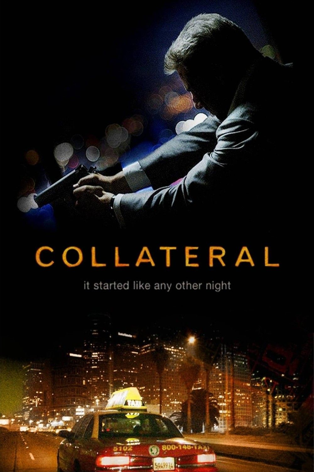Collateral 2004 Movie Posters German Movies Full Movies Online Free