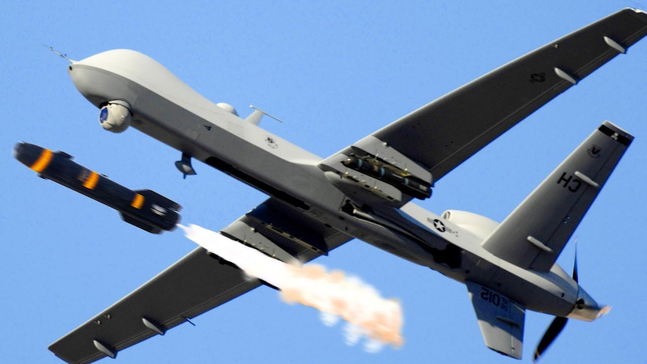 103d4907f24481e5cda37bb7b998de1e the most feared us air force drone in action mq 9 reaper uav  at crackthecode.co
