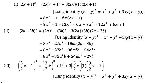 Ncert Solutions For Class 9 Maths Chapter 2 Polynomials Ex 2 5 Cbsetuts Com Https Www Cbsetuts Com Ncert Solutions Maths Ncert Solutions Studying Math Math