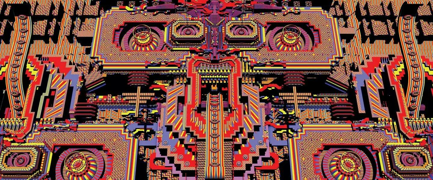 Pin by Shaman Hue on Hyperspace | Psychedelic art, Art