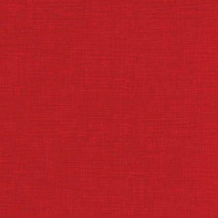 Timeless Treasures Sketch Burlap Texture Red