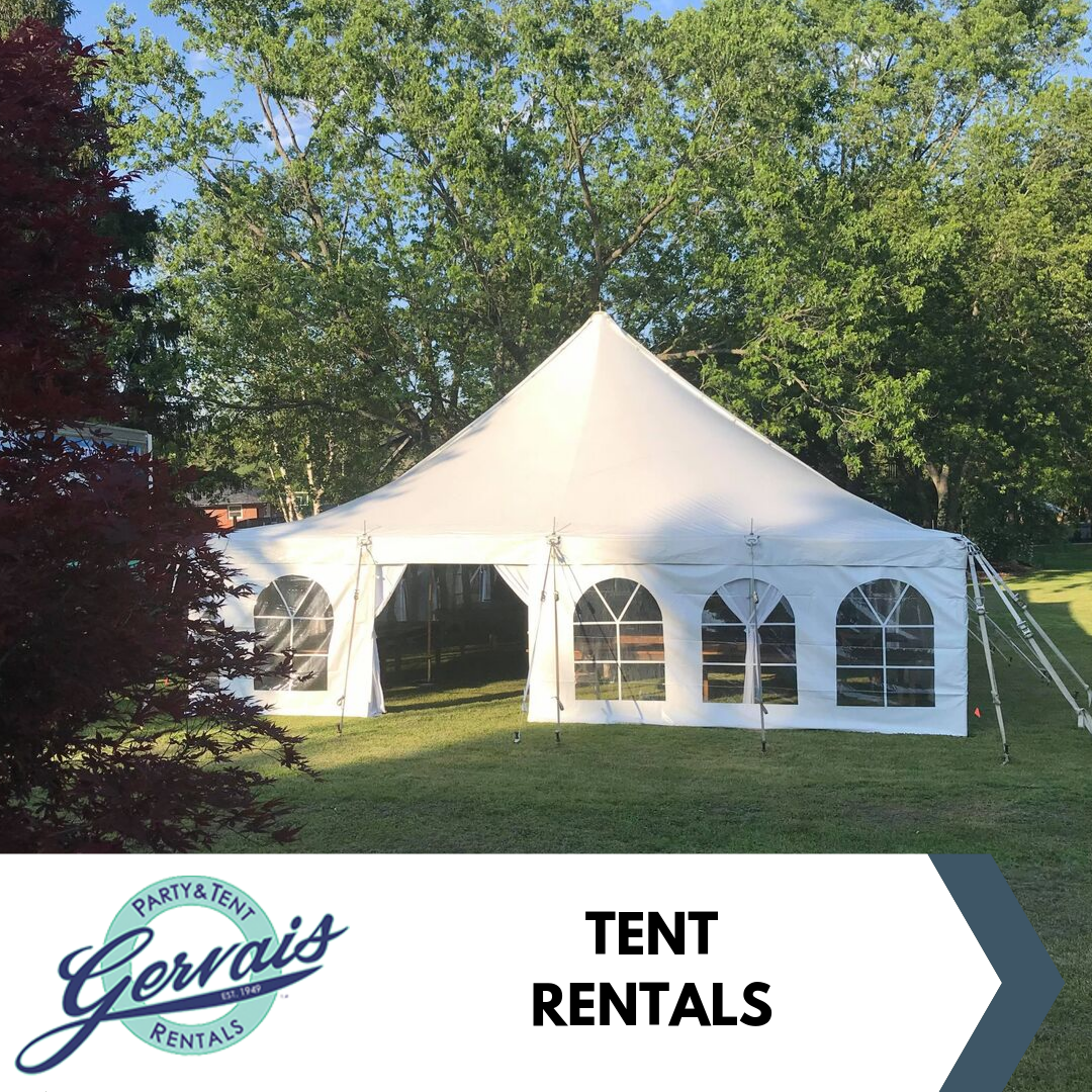 Backyards And Gardens Make For Some Of The Most Beautiful Weddings But This Time More Than Ever You Do Not Know What Type Of W Tent Rentals Tent Wedding Tent