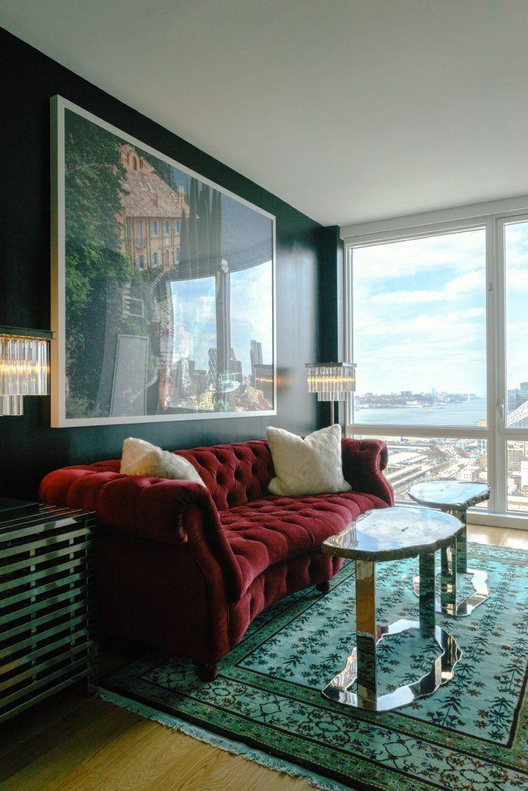 Top 3 Statement Piece Sofas Velvet Sofa Living Room