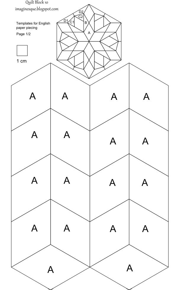 imaginesque free quilt block patterns and templates | quilt block ...