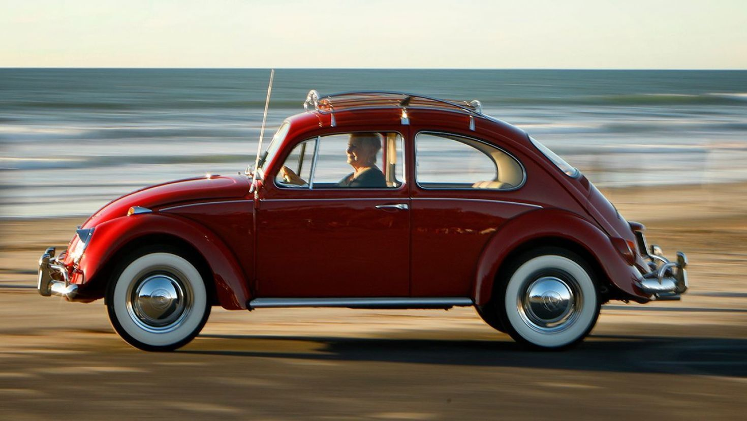 Half Century Old Vw Beetle Found And Fixed Up With Images