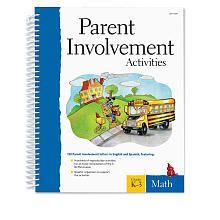 Parent Involvement Math Activity Book - Grades K-3
