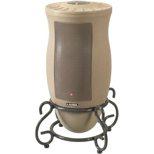 Free 2 Day Shipping Buy Lasko Oscillating Electric Ceramic Space Heater With Remote Control 6435 At Walmart Com Lasko Space Heater Best Space Heater