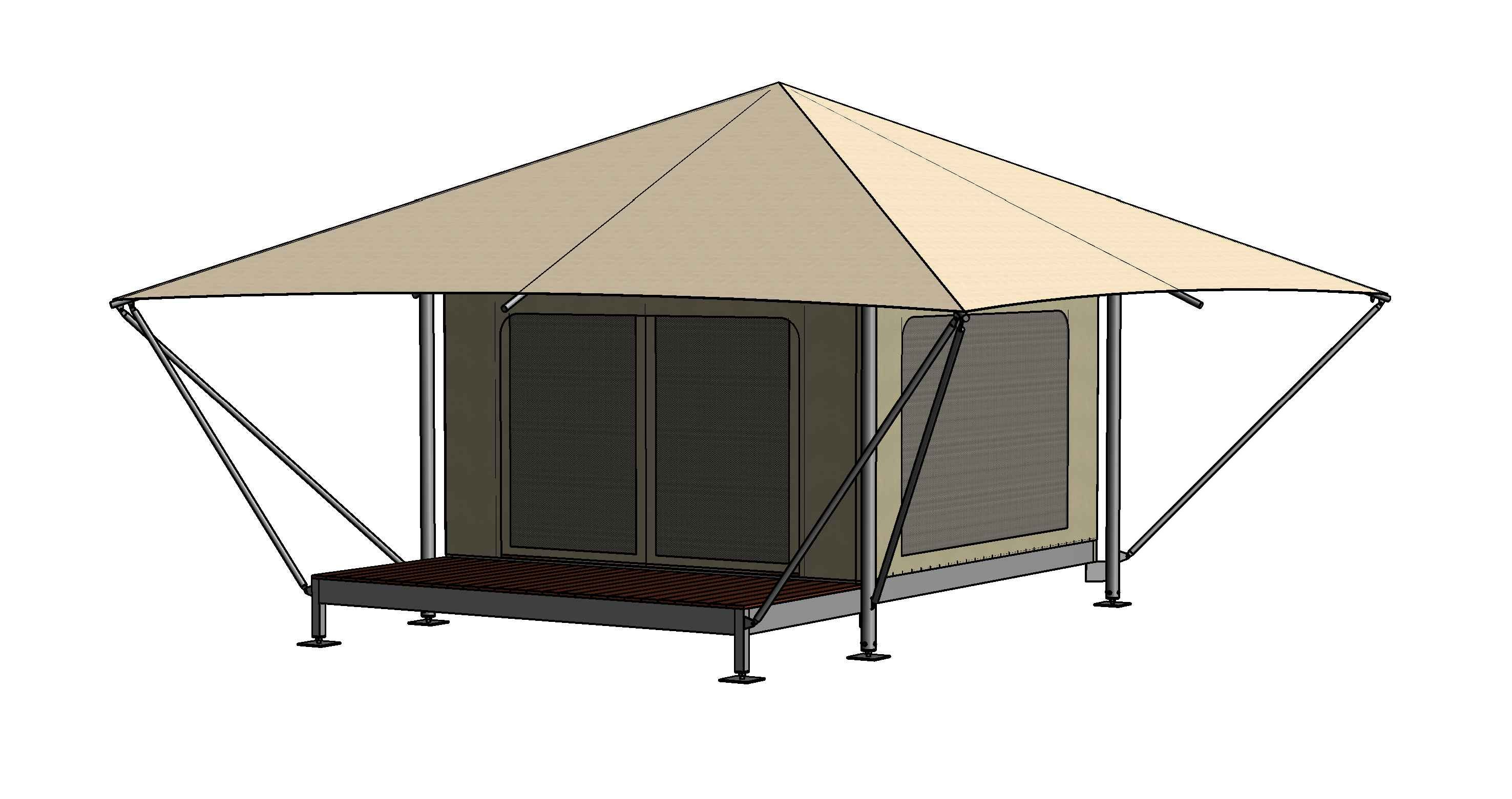 360 degree view of our tent layout - Eco Structures USA  sc 1 st  Pinterest & 360 degree view of our tent layout - Eco Structures USA   peach ...