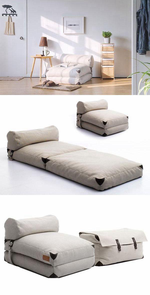Heisser Verkaufs Moderner Gewebe Sofa Stuhl Faules Bohnen Sofa