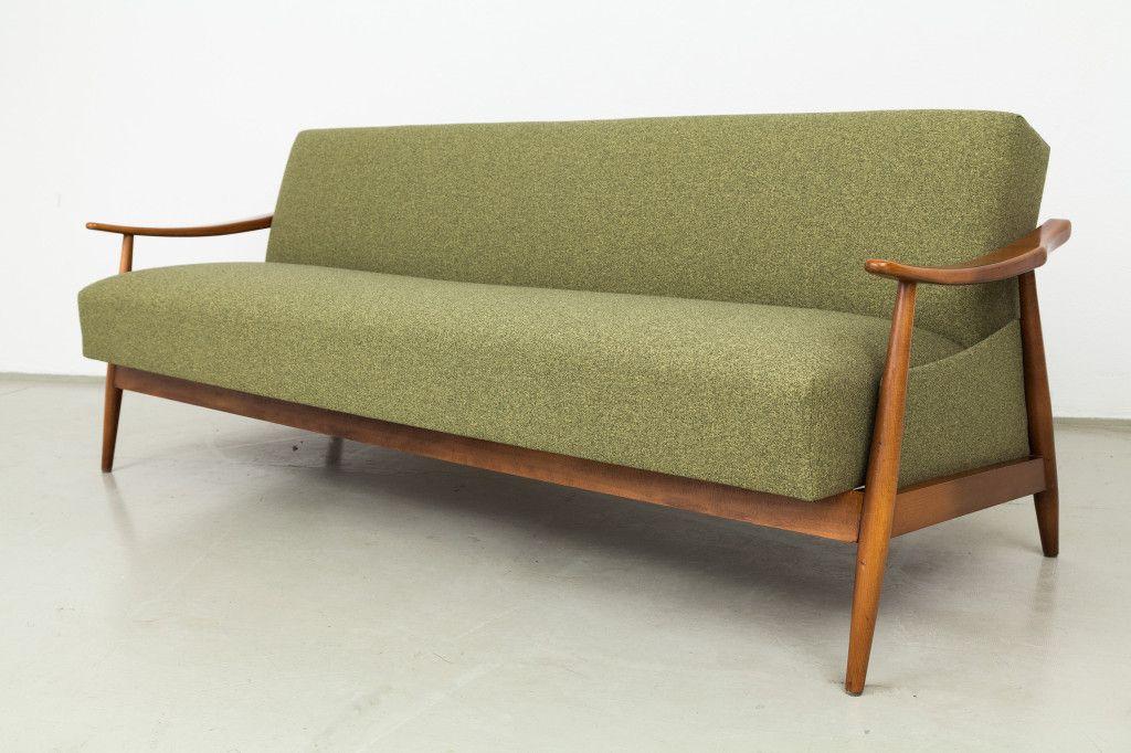 60er Jahre Schlafsofa (mit Bildern) Möbel 60er jahre