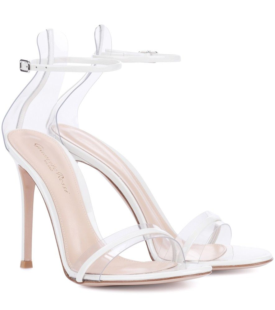 d713beef4 Gianvito Rossi - Exclusive to mytheresa.com – G-String patent leather  sandals -