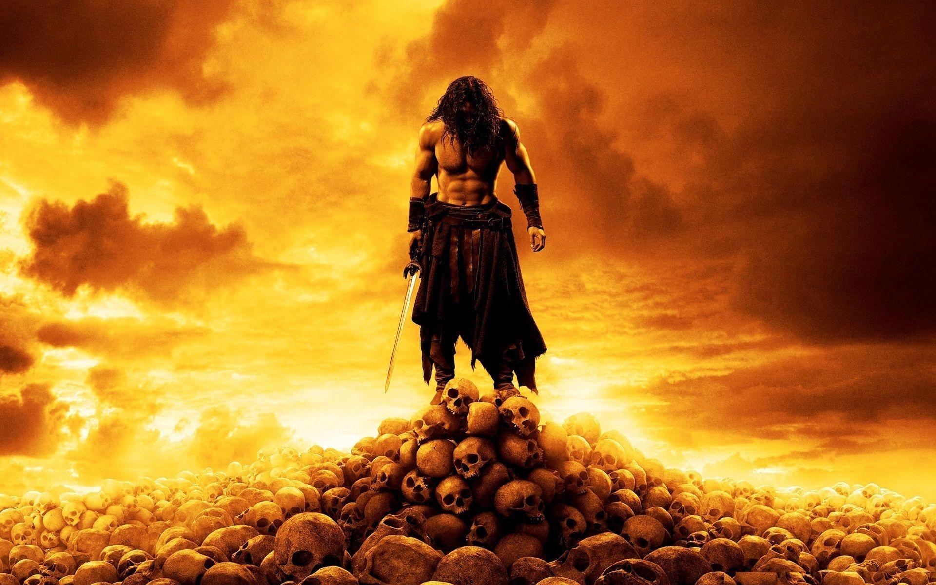 26 Conan The Barbarian 2011 Hd Wallpapers Backgrounds En
