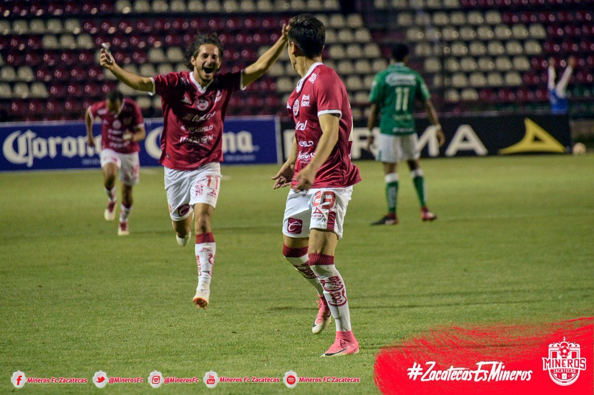 Mineros vs Bravos Claro Sports en Vivo Ascenso MX A