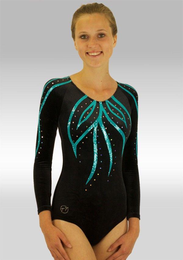 Turnanzug V561   sportswear   Pinterest   Gymnastik