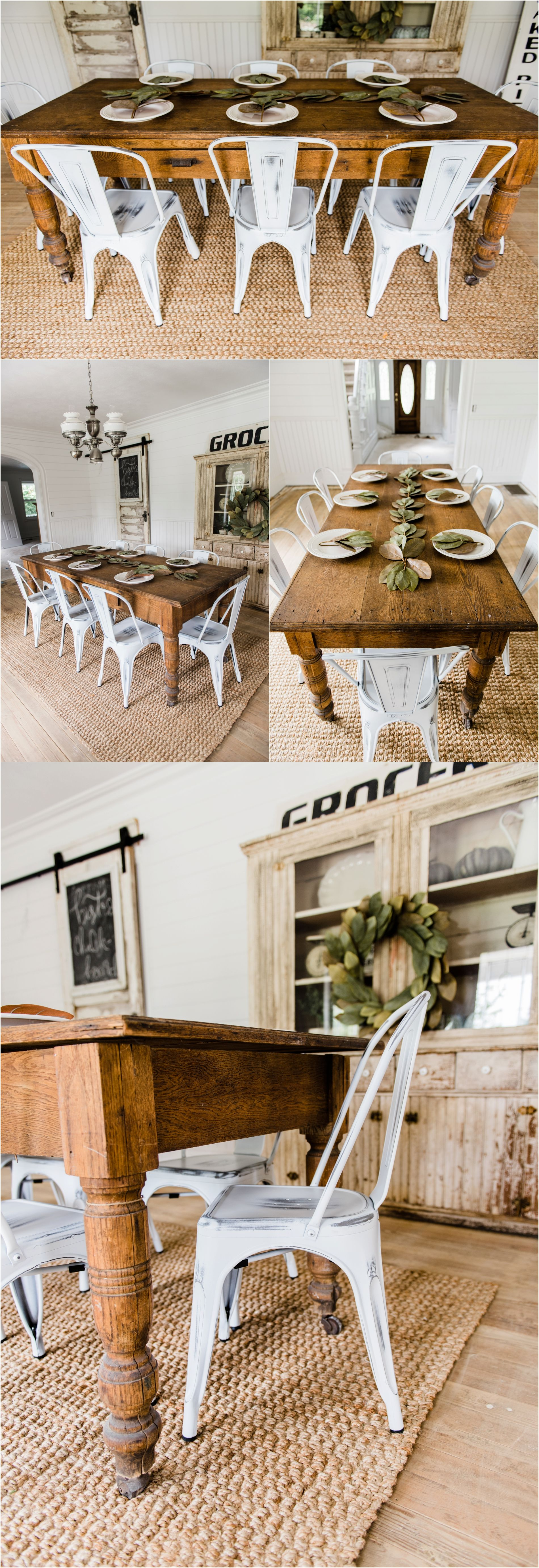 New farmhouse dining chairs white farmhouse metal chairs and