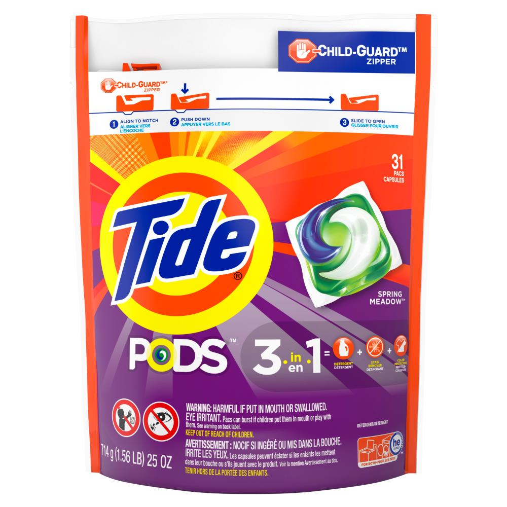 2 50was 8 94 8 94 Tide Pods Laundry Liquid Laundry Detergent