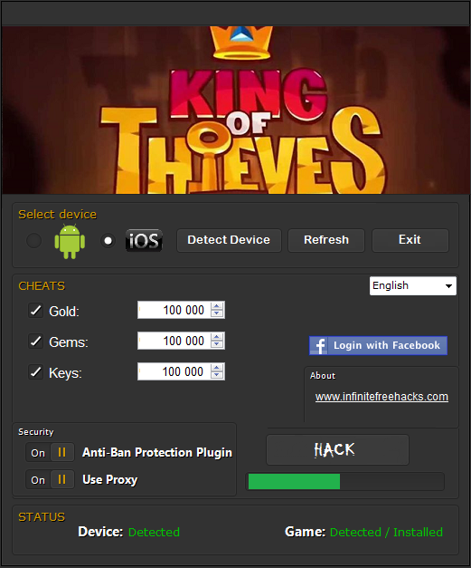 Image result for King of Thieves hack cheat