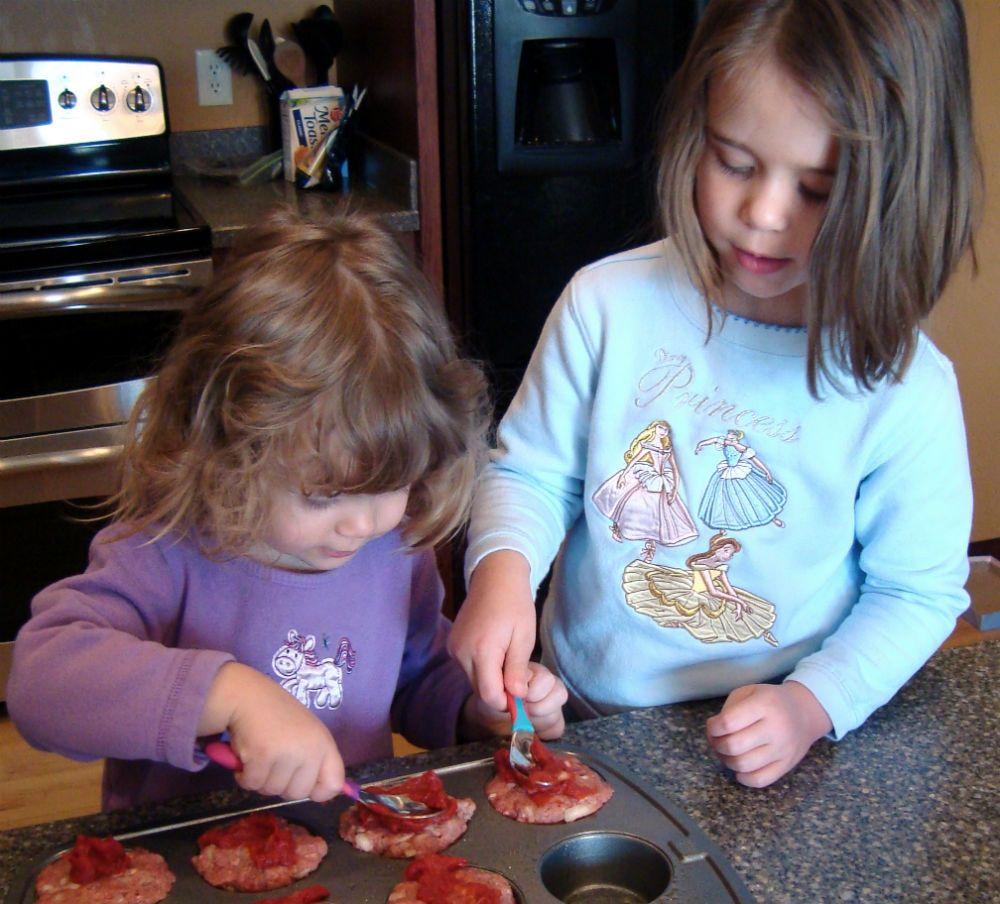 MiniMeatloaves Meatloaves, Mini meatloaf recipes