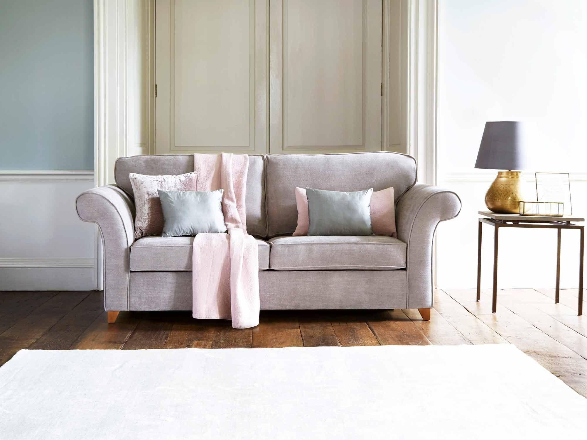 The Langridge 3 Seater Sofa Bed Living Room Pinterest