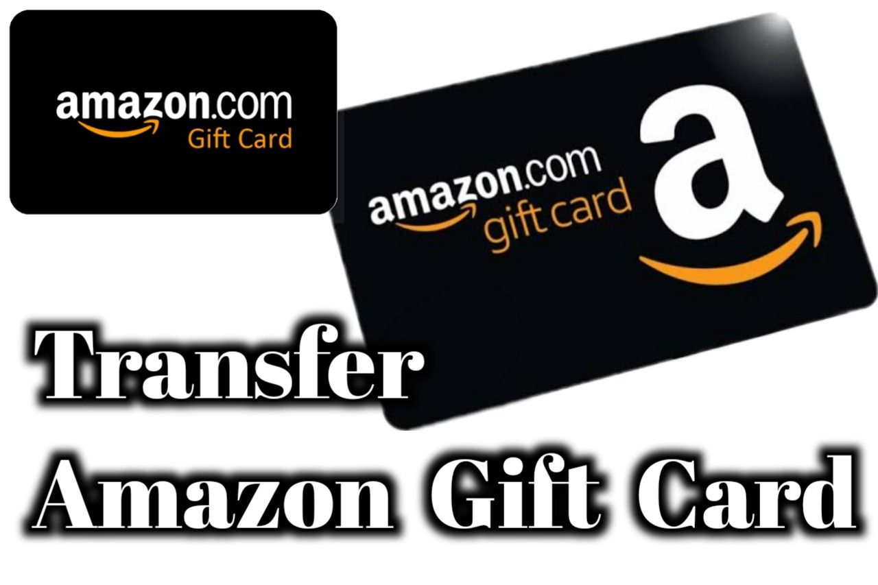 Transfer Your Amazon Gift Card Balance To Another Account Gift Card Balance Amazon Gifts Amazon Gift Cards
