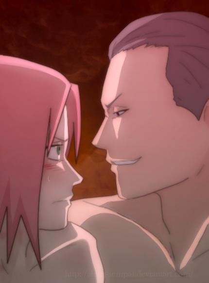 Hidan x Sakura by Alena-sempai on DeviantArt | Naruto | Sakura