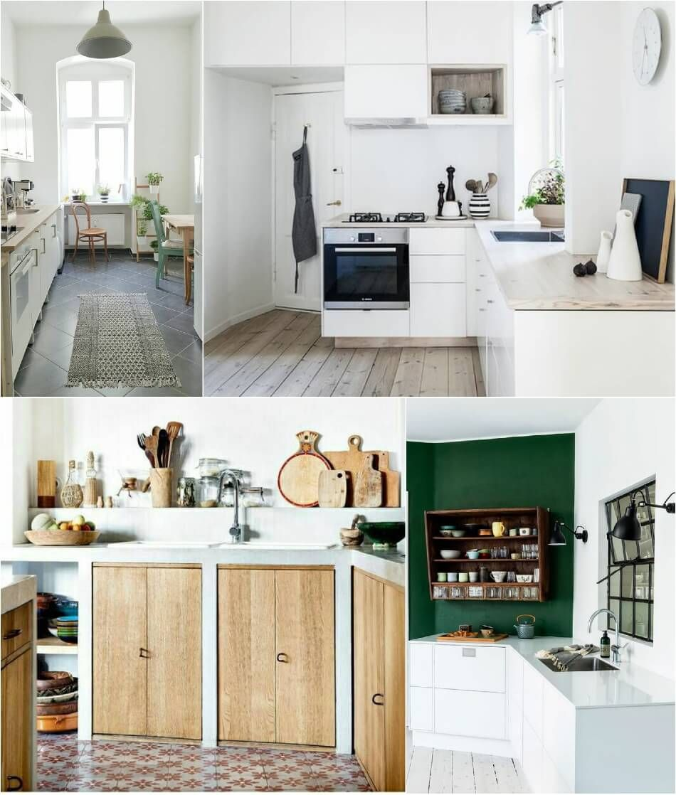 45 Good Smart Small Kitchen Design Ideas Small Kitchen Decor