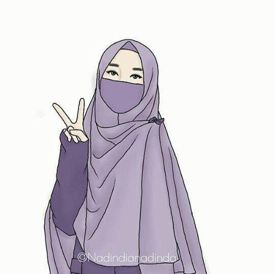 27 Foto Kartun Wanita Muslimah Bercadar Selanjutnya Adalah Kartun Muslim Dengan Karakter Yang Sudah Tidak Asing Ditelinga Ki Di 2020 Kartun Gambar Ilustrasi Karakter