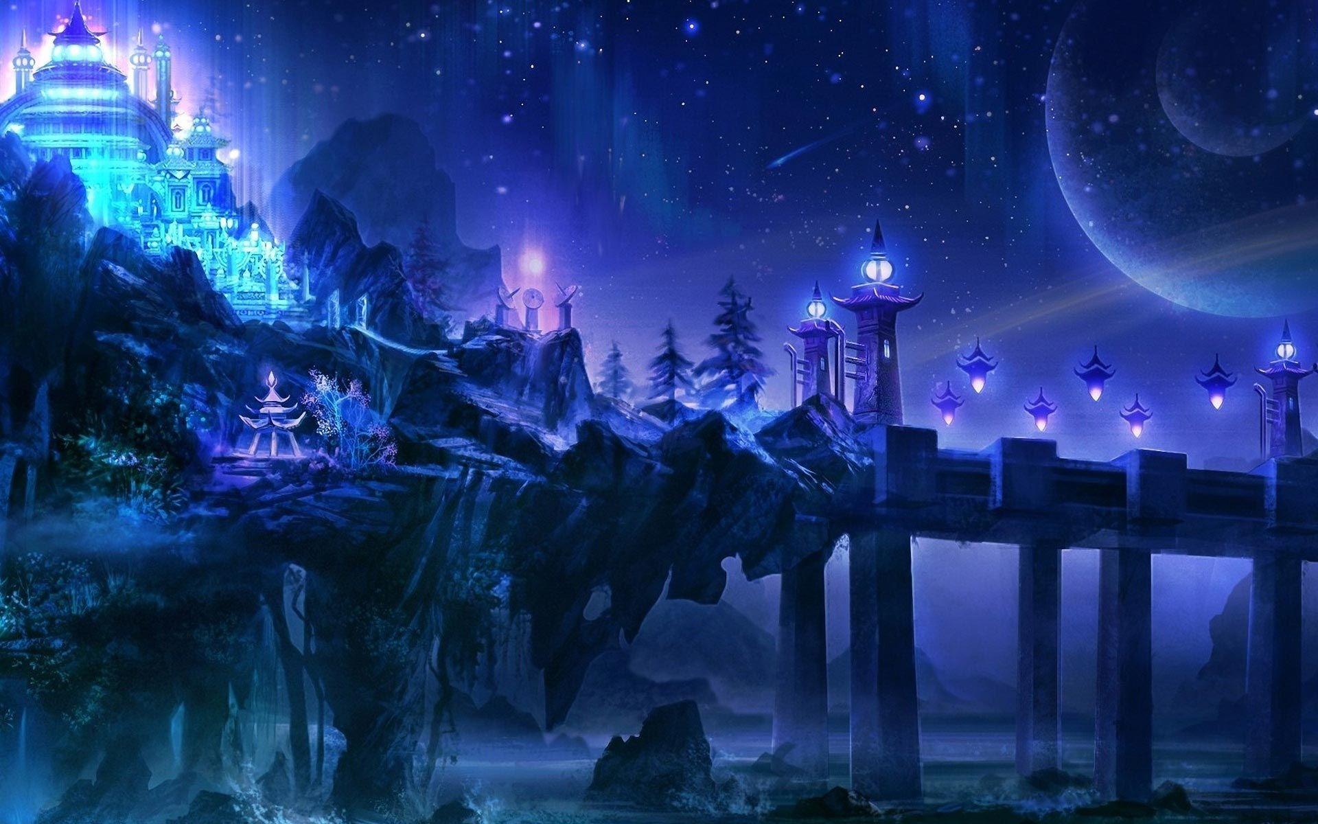 How To Create A Rational Magic System Fantasy Castle Fantasy Landscape Fantasy City