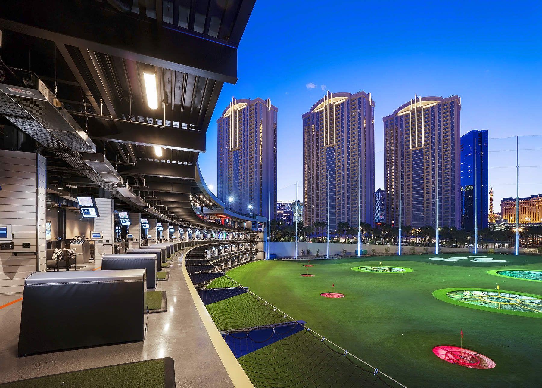 The Best Rooftop Bars in Las Vegas | Las vegas golf, Mgm ...