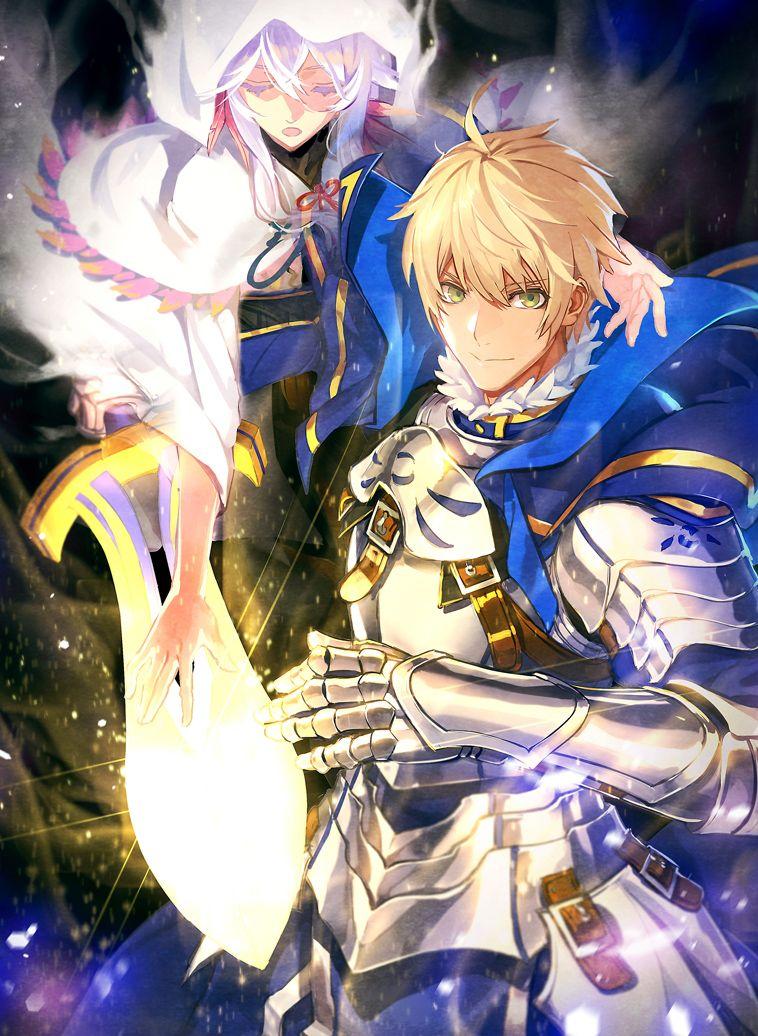 Fate Grand Order Mobile Wallpaper 2080696 Zerochan Anime Fate Anime Series Fate