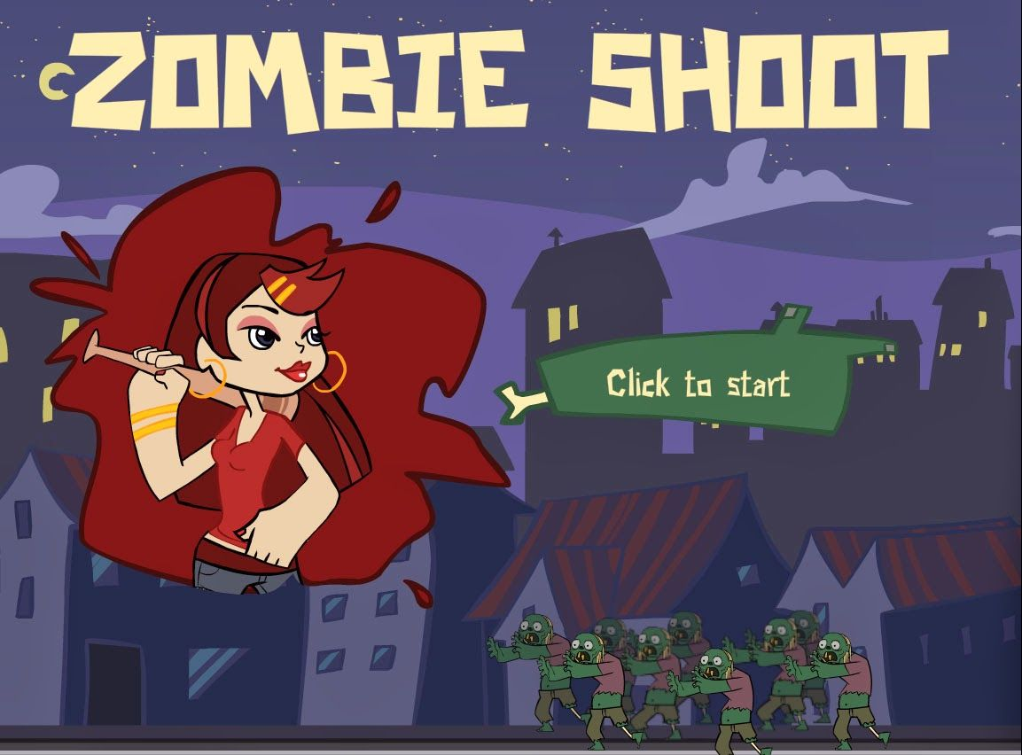 Zombie Shoot Unblocked Flash Games