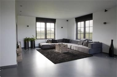 Grote foto gietvloeren betondesign gietvloeren stijlvolle betonvloer